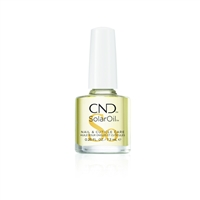 CND - SolarOil Nail & Cuticle Conditioner - 0.25oz