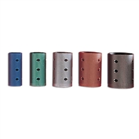 Dannyco - Magnetic Rollers - Jumbo - 12/bag - Gold