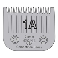 Wahl - Competition Detach Clip Blade - 1A-2.8mm