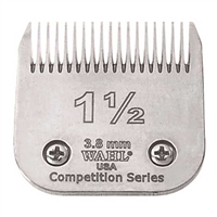 Wahl - Competition Detach Clip Blade - 1.5-3.8mm