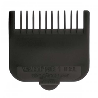 Wahl - Individual Guide Comb #1 - 3mm - Black #53130