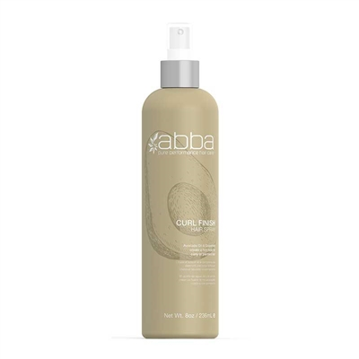 Abba - Curl Finish Spray - 8oz