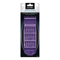 Andis - (66345) Single Magnetic Comb Set - 5/pk