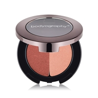 Bodyography - Duo Expressions Eye Shadow - Copper Mist