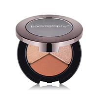 Bodyography - Expression Eye Shadow Trio - Brown