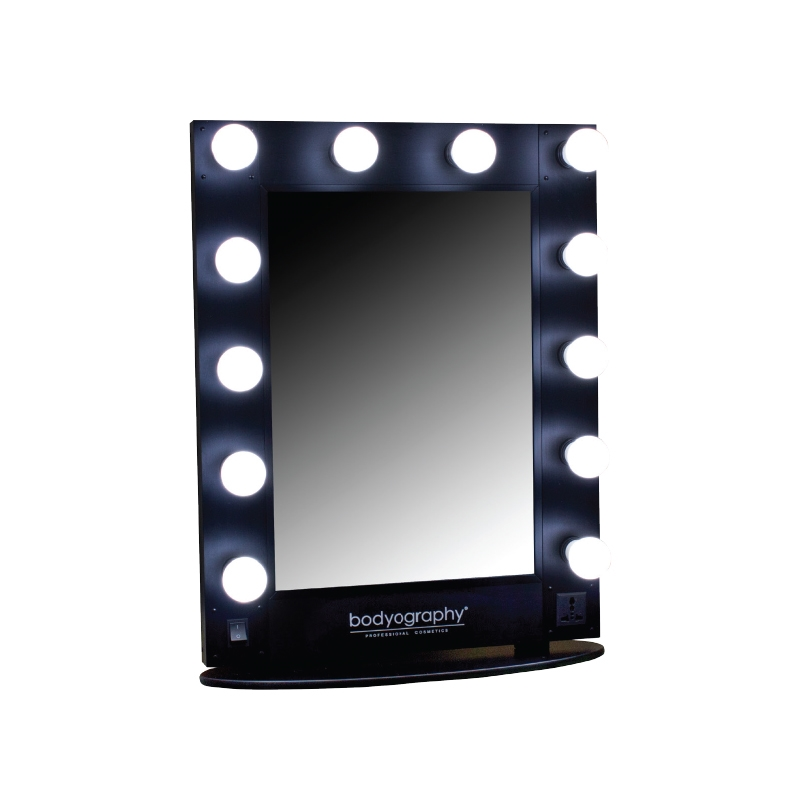 Bodyography Lighted Makeup Mirror