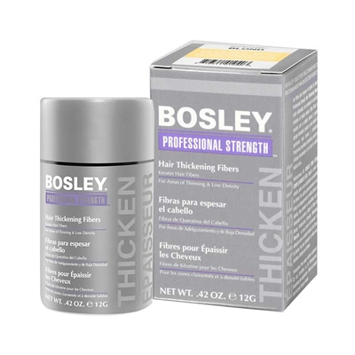 Bosley Pro - Hair Thickening Fibers - Blonde - 0.32oz
