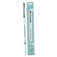 CND - ProSeries Liquid & Powder M Round Brush #6