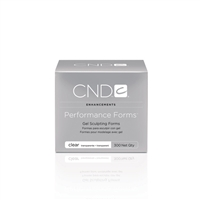 CND - Performance Liquid & Powder Forms 300Ct - Clear
