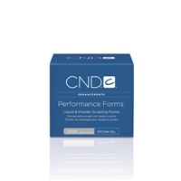 CND - Performance Liquid & Powder Forms 300Ct - Silver