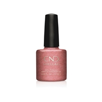 CND - Shellac UV Gel Color - Untitled Bronze - 7.3ml