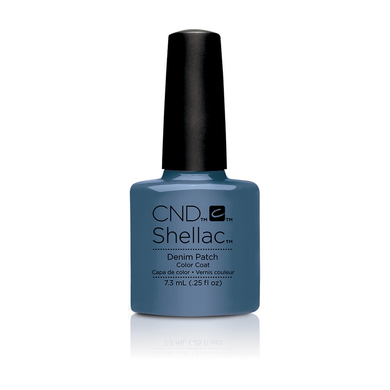 CND - Shellac UV Gel Color - Nude Knickers - 7.3ml