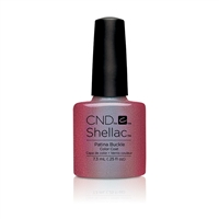 CND - Shellac UV Gel Color - Patina Buckle