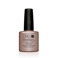 CND - Shellac UV Gel Color - Radiant Chill - 7.3ml