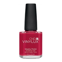 CND - Vinylux Weekly Polish - Rouge Red - 15ml