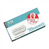Tondeo - Tribal Blades for Tattooing - 10/box