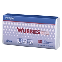 Graham Beauty - Wubbies Towels - 24x12 - 50/pack