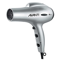Avanti - 69-IONC + Ionic Hairdryer (Silver)
