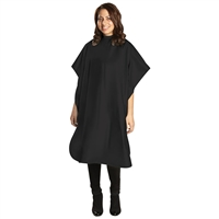 BaBylissPRO - Soft Vinyl Cape - 36x56 - Black