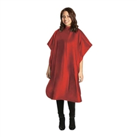 BaBylissPRO - Soft Vinyl Cape - 36x56 - Red