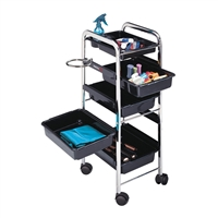 BaBylissPRO - Chrome Frame Trolley
