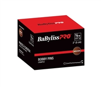 Babyliss Pro - 2 Crimped Bobby Pin - Brown - 1/2 lb