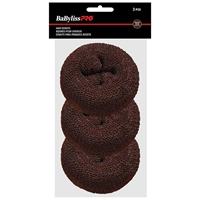 BaBylissPRO - Hair Donuts - Brown