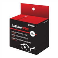BaBylissPRO - Eyeglass Disposable Sleeves - 200/pcs