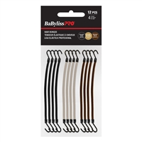 BaBylissPRO - Hair Bungees - 12pcs