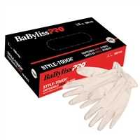 Babyliss Pro - Disposable Vinyl Gloves - Small - 100/box