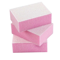 Silkline - Mini Buffing Blocks - Pink