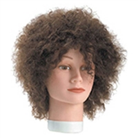 Dannyco - Frizzy Hair Mannequin - 6-8