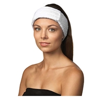 Dannyco - Adjustable Spa Headband - 29x2.5 - White