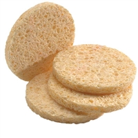 Silkine - Natural Cellulose Sponges - 12pc