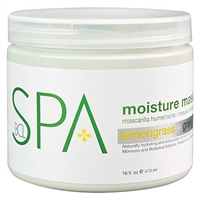 BCL Spa - Lemongrass Green Tea Moisture Mask - 16oz