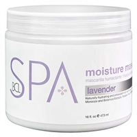 BCL Spa - Lavender Mint Moisture Mask - 16oz