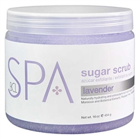 BCL Spa - Lavender Mint Sugar Scrub - 16oz