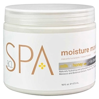 BCL Spa - Milk Honey White Chocolate Moisture Mask - 16oz