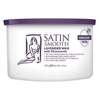 Satin Smooth - Lavender & Chamomile Cream Wax