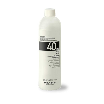 Fanola - Perfumed Cream Developer - 40V - 300ml