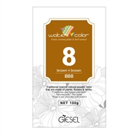 Giesel - Water Color Natural Shades #8 - 100g
