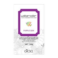 Giesel - Water Color Purple Star - 100g