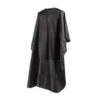 H&R - Nylon Cape Velcro and Tie - Black
