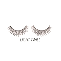 Luxe - Synthetic Lashes - Light Twill - 3 Pairs