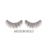 Luxe - Synthetic Lashes - Medium Bold - 3 Pairs