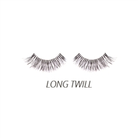 Luxe - Natural False Lashes - Long Twill - 1 Pair