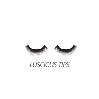 Luxe - Natural False Lashes - Luscious Tips - 1 Pair