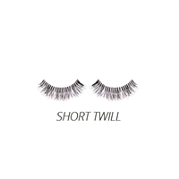 Luxe - Natural False Lashes - Short Twill - 1 Pair