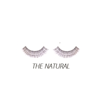 Luxe - Natural False Lashes - The Natural - 1 Pair