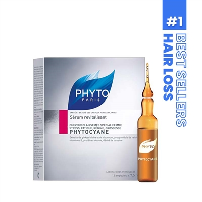 Phyto - Phytocyane Revitalizing Lotion - 12x7.5ml